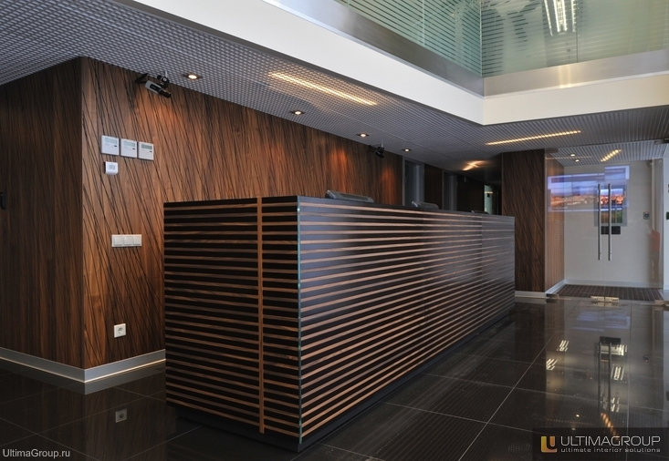 Дизайн интерьеров салонов красоты